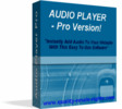 Thumbnail Audio Player Pro Software