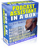 Thumbnail Podcast Assistant In A Box