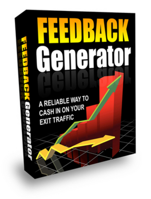 Product picture Feedback Generator