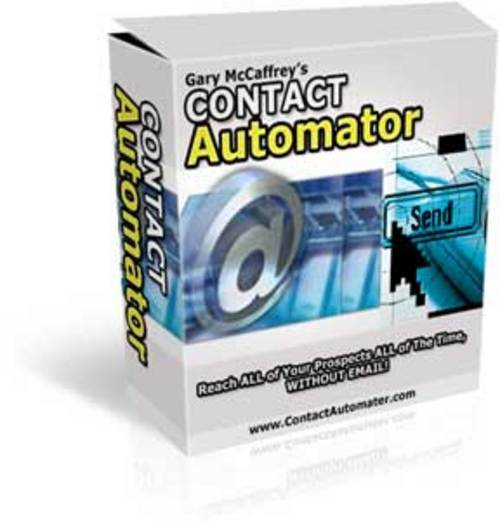 Product picture Contact Automator MRR