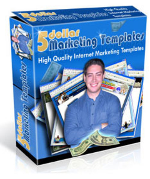 Product picture 5 Dollarmarketing Templates MRR