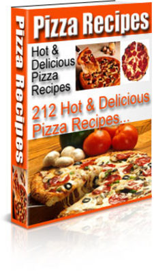 Product picture Pizza Recipes